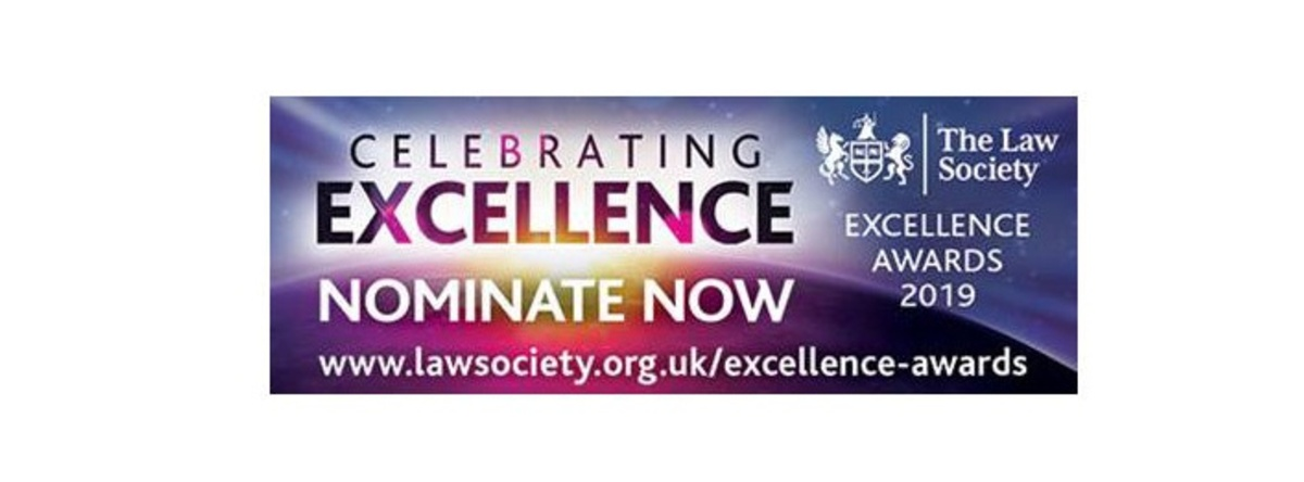 Law Society Excellence Awards 2019